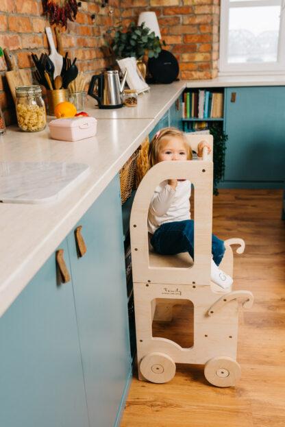 Torre aprendizaje Montessori Sin Pinta